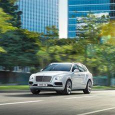 New Bentley Bentayga Hybrid Arrives