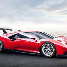 One-off Ferrari P80/C Unveiled