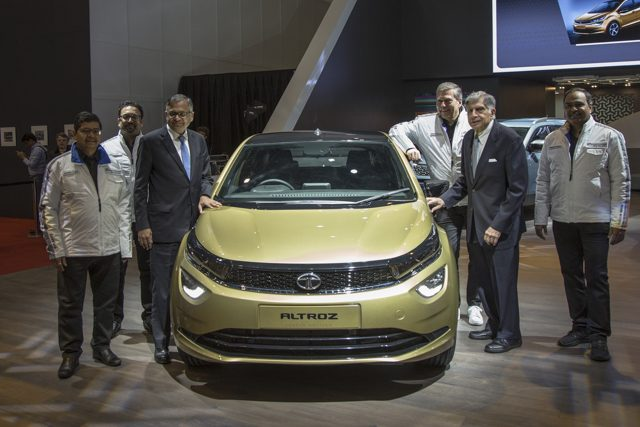 Tata Motors Reveal New Cars at the Geneva International Motor Show