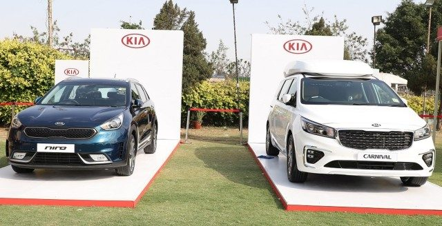 Kia Motors India Concludes Second Phase of their Design Tour