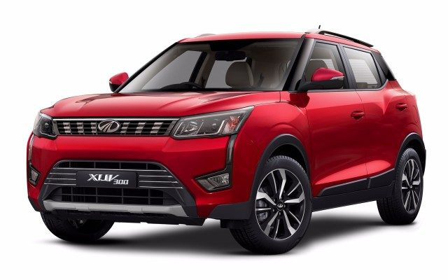 Mahindra XUV300 Receives 26,000 Bookings in Two Months