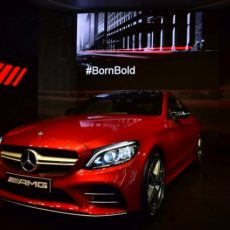 Mercedes-AMG C 43 Coupé Launched in India