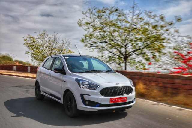 2019 Ford Figo Test Drive Review