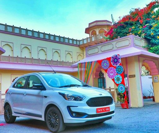 2019 Ford Figo Test Drive Review Car India