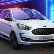 New Ford Figo Launched in India