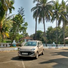 Long Term: New Hyundai Santro Heads to Goa