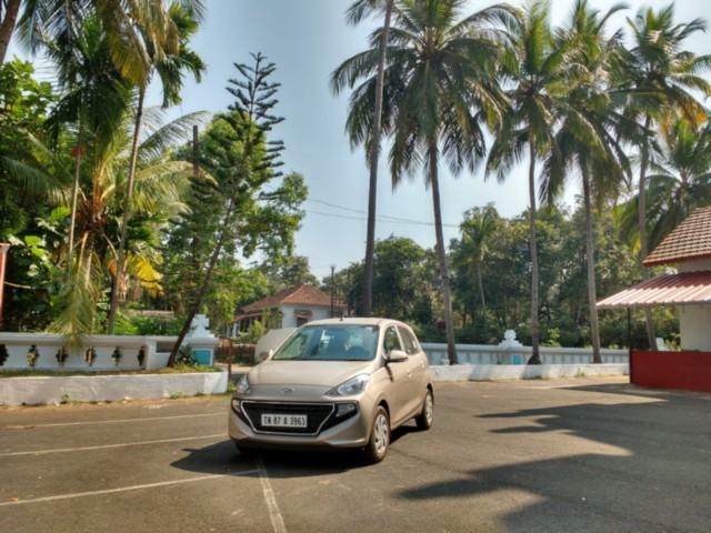 New Hyundai Santro Long Term to Goa