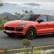 All-new Porsche Cayenne Coupe