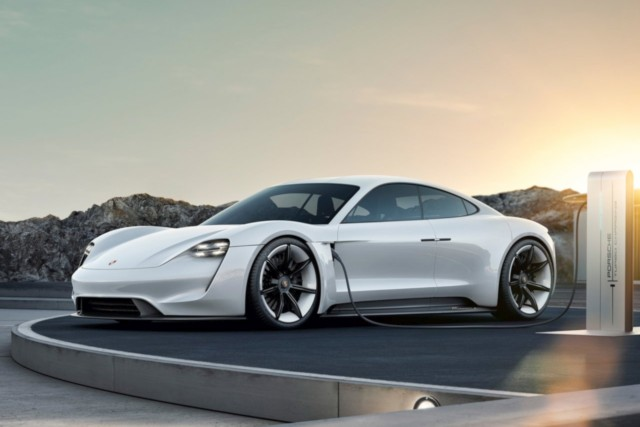 Porsche Taycan Electric Vehicle FAME II
