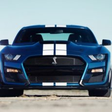 AJP Group Multi-brand Franchise Coming; Shelby Mustang Expected