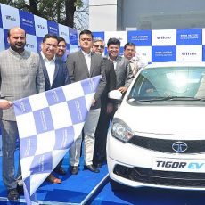 Tata Motors Boost Their Push Towards Electric Vehicles