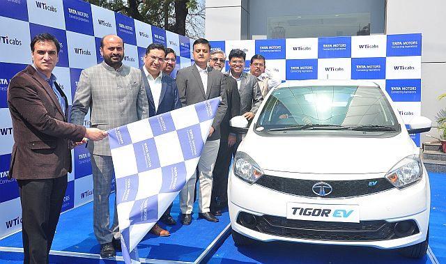 Tata Motors Tigor EV