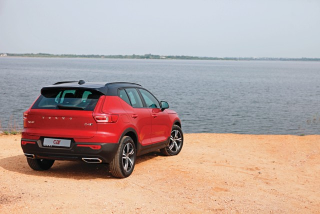 Volvo XC40 Road Test Review