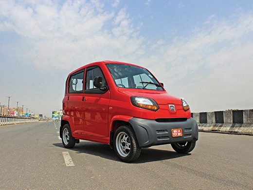 Bajaj Qute has been launched in Maharashtra price at Rs 2.48 lakh