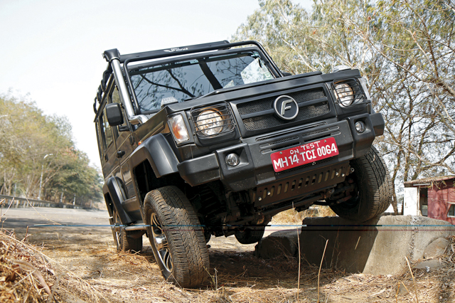 2019 Force Gurkha Xtreme Off-road Review