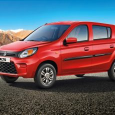 Record! Over 40 Lakh Maruti Suzuki Alto Models Sold Till Date