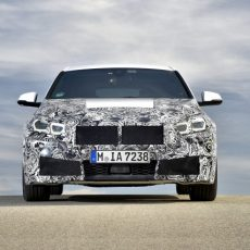 BMW 1 Series Under Final Testing Phase in Miramas