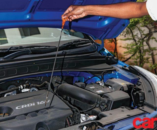 DIY car checks