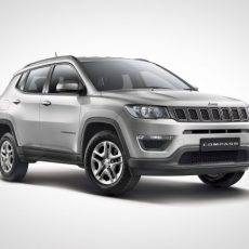 Jeep Compass Sport Plus Variant Launched