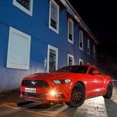Ford Mustang Awarded Best Selling Sports Coupé For A Fourth Year