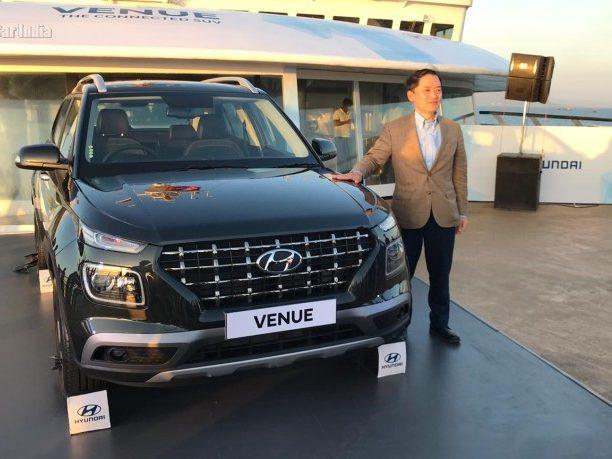 Hyundai Venue specs and engine option in India