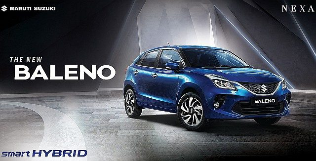 Maruti Suzuki Baleno Smart Hybrid Variant About To Be Introduced