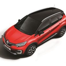 Renault Captur Launched With New Safety Features