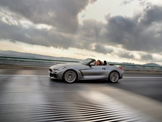 2019 BMW Z4 Roadster India Launch