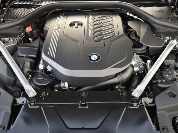 2019 BMW Z4 Roadster India M40i engine