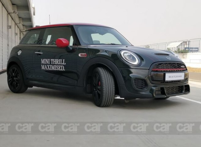 Mini John Cooper Works Launched in India