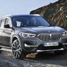 All-new BMW X1 Unveiled for 2020