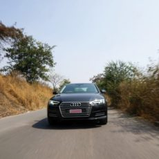 Audi A4 35 TDI Road Test Review