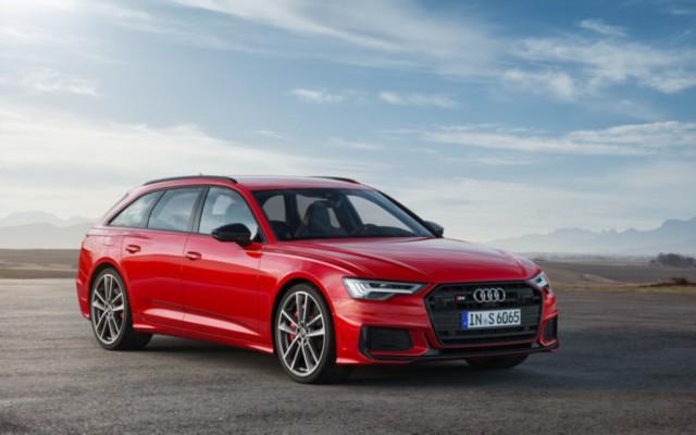 Audi S5 and S6 Avant TDI