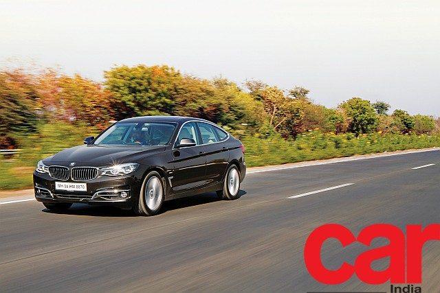 BMW 3 GT web