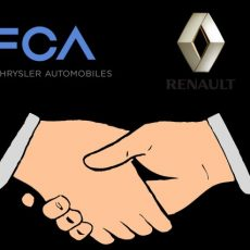 FCA and Renault Partnership in the Works