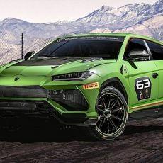 Lamborghini Urus Upgrade in the Works?