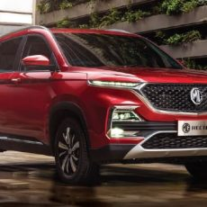 MG Hector Unveiled; To Compete With Tata Harrier And Jeep Compass