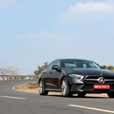 Mercedes CLS 300 d Road Test Review – Go with the Flow