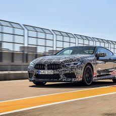 New BMW M8 Promises New Driving Experience.