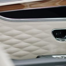 All New Bentley Flying Spur Interior Teased