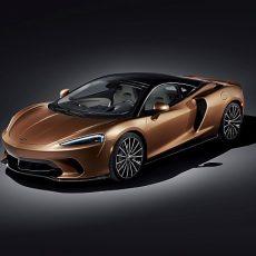 McLaren GT Revealed