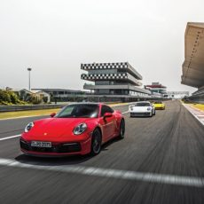 New Porsche 911 and the Porsche World Road Show