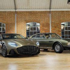 Aston Martin DBS Superleggera OHMSS Revealed