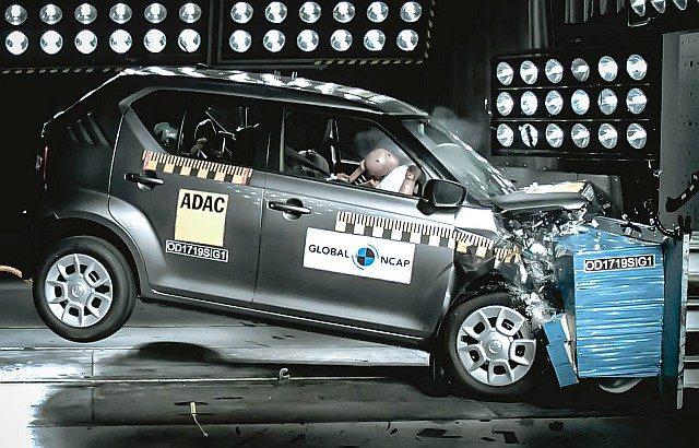 Suzuki Ignis crash pic WEB