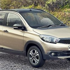 2019 Tata Tiago NRG AMT Launched in India