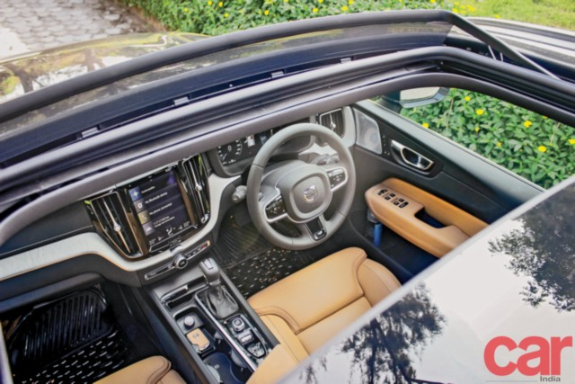 Volvo XC60 D5 AWD Road Test Review