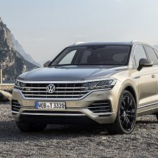New Volkswagen Touareg V8 TDI Out Now