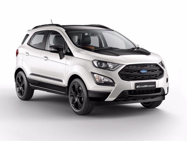 Ford EcoSport Thunder Edition