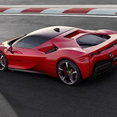 The new Ferrari SF90 Stradale – All You Need to Know