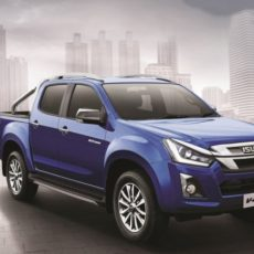 New Isuzu D-Max V-Cross Launched in India